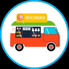Доставка сладостей в офис Киев